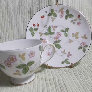 Wedgwood Fine Bone China Tea Cup