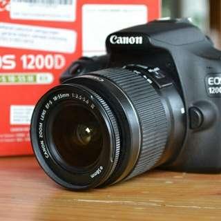 Camera Canon Eos 1200D Bisa Kredit Hasil Bia Ditunggu