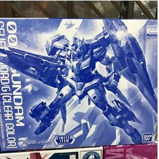 MG 1/100 double o seven sword / G [clear color]