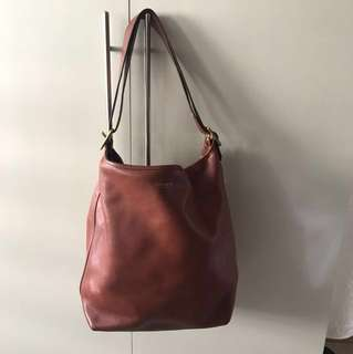 Authentic Coach Legacy Large hobo bag