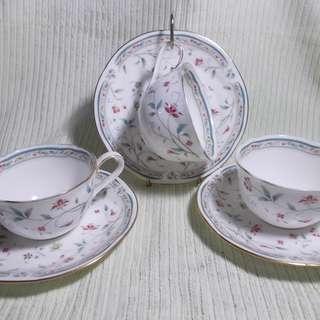 Noritake Bone China Tea Cups