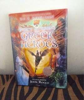 Percy Jackson's Greek gods & Serpent's Shadow