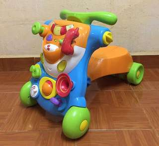 Fisher Price Push Walker