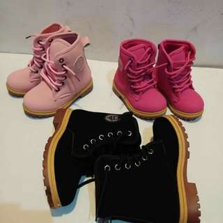 Boots for your Princess / size 25 to 30