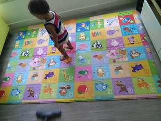 Baby Play Mat (thick,padded)