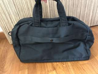 Muji Luggage Bag - Medium, Black