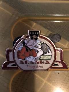 美國迪士尼郵輪徽章 LE1000
