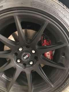 Honda Jazz/Fit ATS 6 Pot Mini