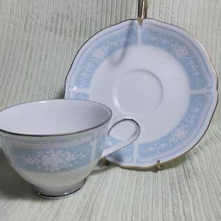 Vintage Noritake Bone China Tea Cup