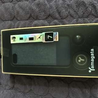 Yamagata Iphone 7 case, Canvas + Leather Case