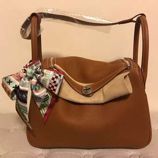 Hermes Lindy 30 Gold