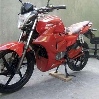 RUSH! Euro TKS 150cc Model 2014