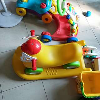 Baby Walkers and Swing toy