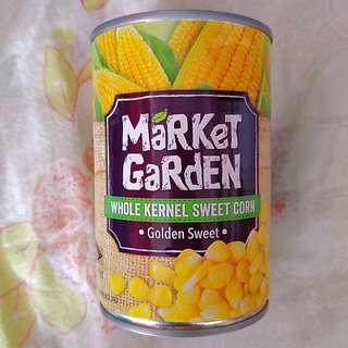 Markets Garden 金黃甜粟米罐頭 425g (1罐)