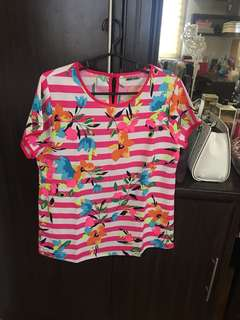 Brand name: SM Dept store Size: M Price: 200