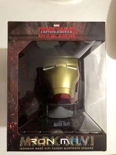 全新 Marvel Ironman M46 鐵甲奇俠 迷你藍牙喇叭音箱 Bluetooth Speaker
