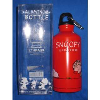 Snoopy Aluminium Bottle