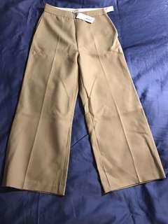 BNWT oak+fort pants