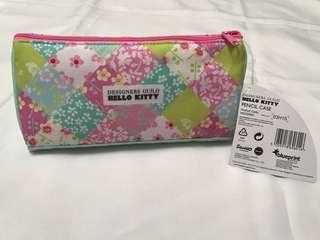 Pencil case kotak pensil Hello Kitty