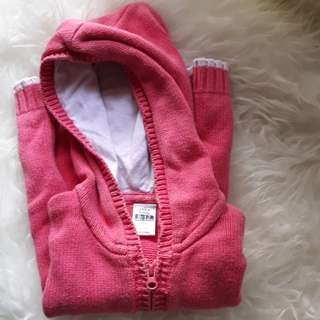 Sweater pink ZARA