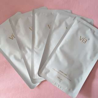 VIB Hyalurunic Acud Hydrating Mask (5pcs ×25ml)