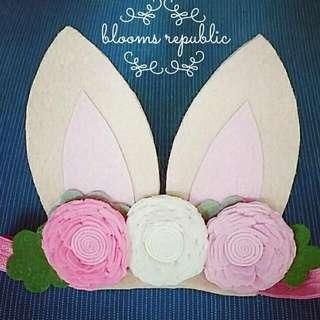 Bunny Ears Softband