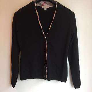 Burberry Brit wool cardigan