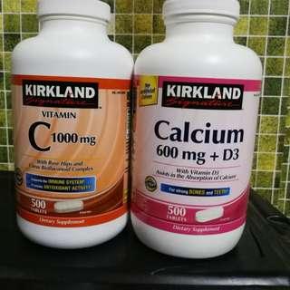 kirkland food supplement