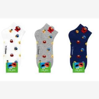 Sesame Street Sock