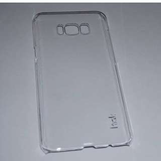 Imak Crystal Case II Hard Case for Samsung S8 plus (clear)