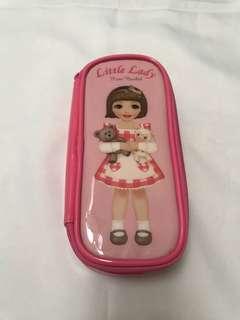 Pencil case kotak pensil Little Lady