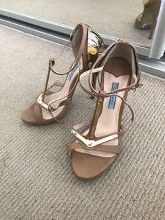 Tony Bianco Strappy Sandals Heels