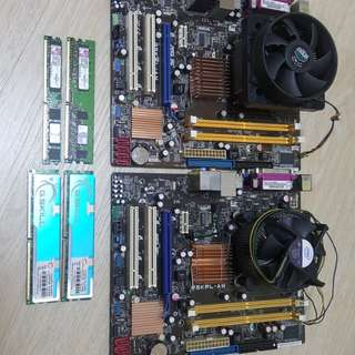 ASUS電腦零件