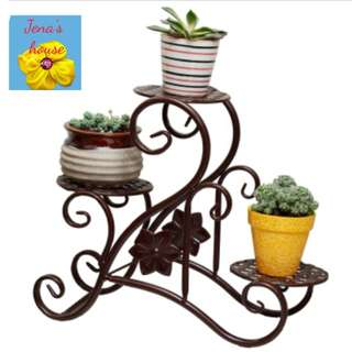 Instock Plant Stand/ plant rack/ flowers pot shelf / gardening