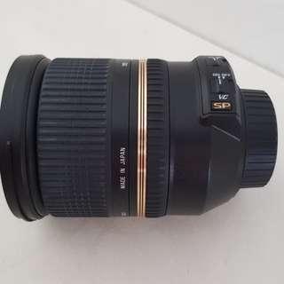 Tamron 24-70mm F2.8 ( Nikon Mount )