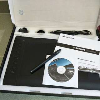 Huion H610Pro Graphic Tablet With Pen