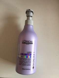 L'Oréal expert Liss Unlimited