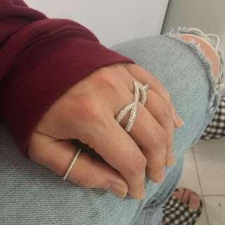 APM Monaco Double Ring