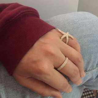 APM Monaco Ring 💍 海星