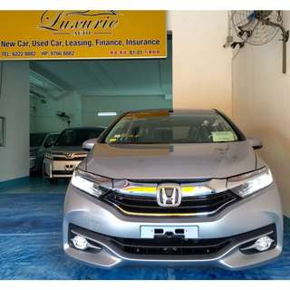 Brand New For Rent! HONDA SHUTTLE HYBRID 1.5 LED!