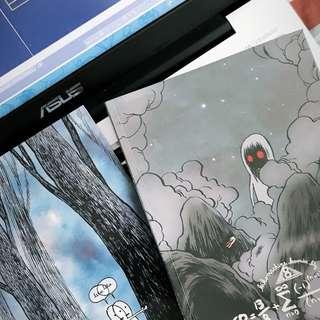 Kiko Machine Issue 8 and 9 (Collectors Item)