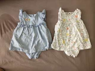 Dress Onesie for SALE!