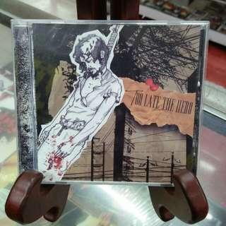 Too late the hero CD