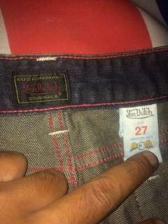 Jeans Von Dutch