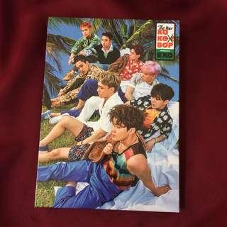 EXO - THE WAR (Korean Version)