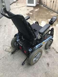 Ottobock B500 Classic德國電動輪椅