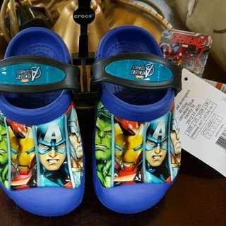 Crocs Avengers