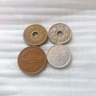 Lot Coin Of Japan 💱