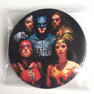 Justice League Badges