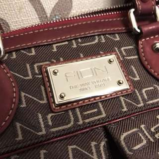 (正版)FION Handbag Crossbody 2 way(35cm x 25cm)